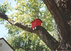 #1 Dad's Birdhouse